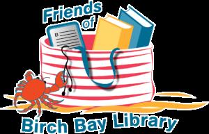 Friends of Birch Bay Library Logo