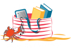 Logo of the Friends of Birch Bay Library