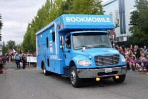 2019 WCLS Bookmobile